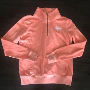 Pink by Victoria's Secret pullover extra small